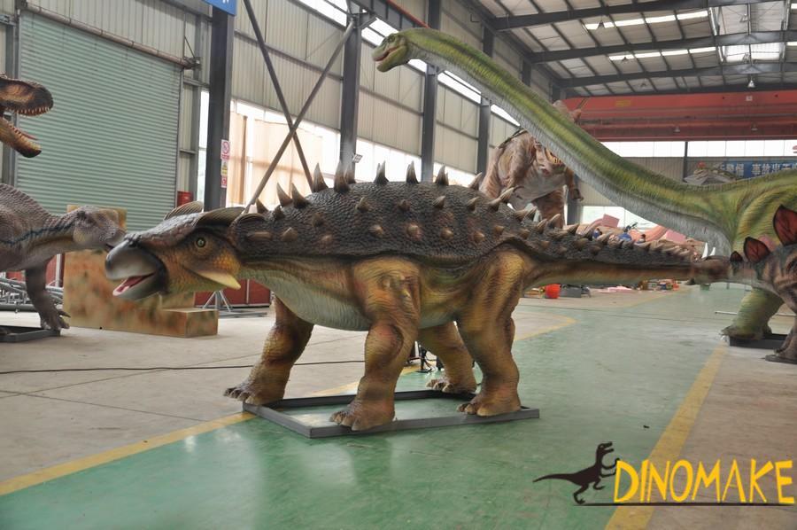 Robotic Animatronic dinosaur for Dinosaur Parks