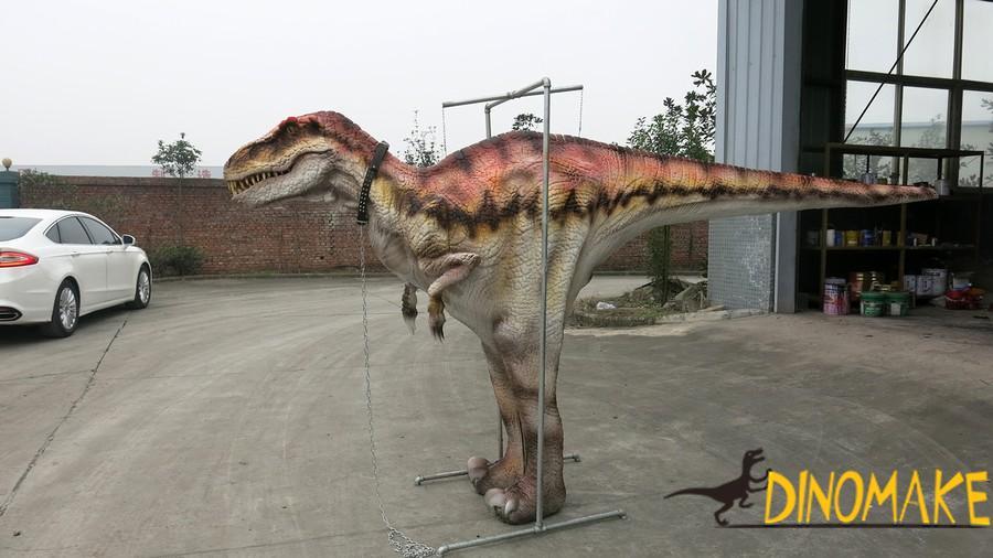 T-Rex Animatronic Realistic Dinosaur Costume