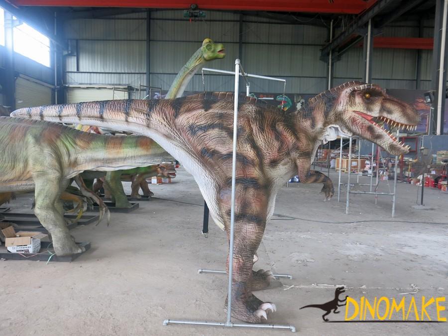 T-Rex dinosaur costume