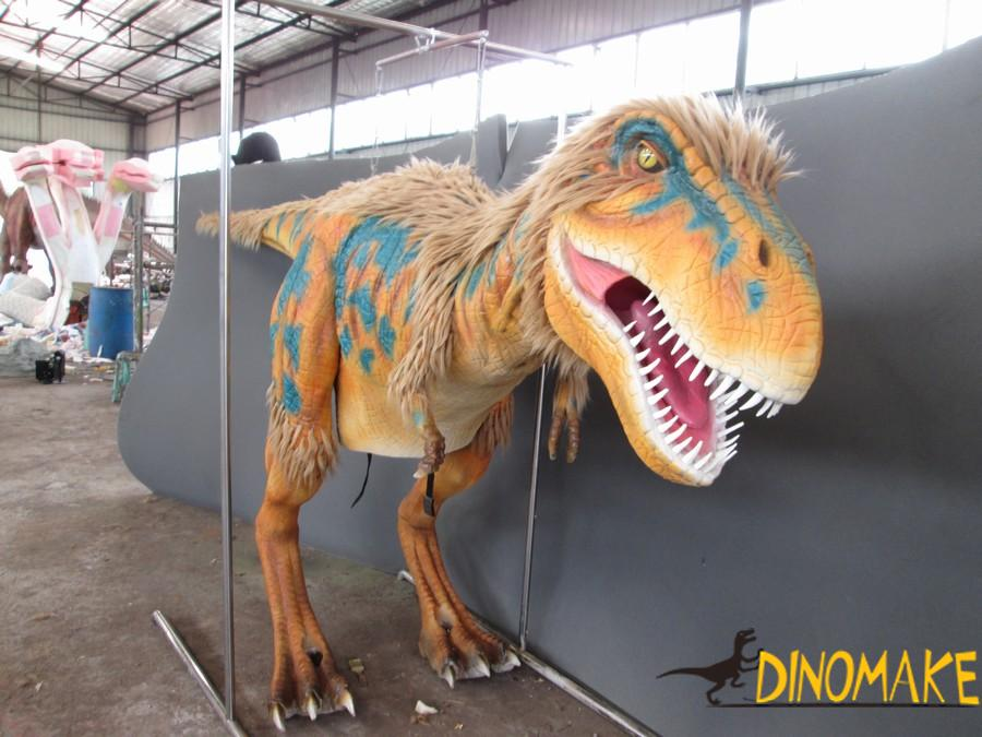 T-rex Animatronic Dinosaur Costume or suit For Sale in China
