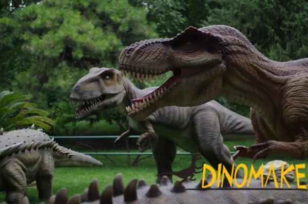 T-rex Animatronic dinosaur news