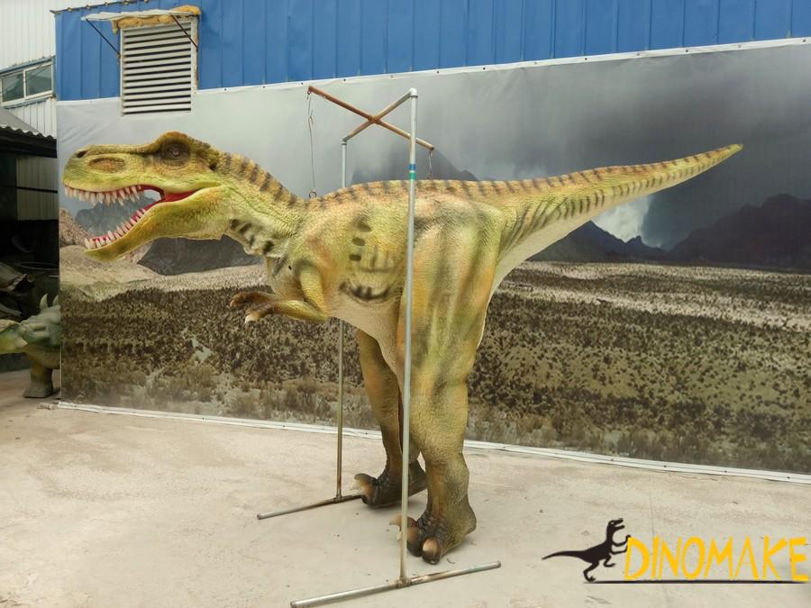 T-rex Jurassic World Animatronic Dinosaur Costume