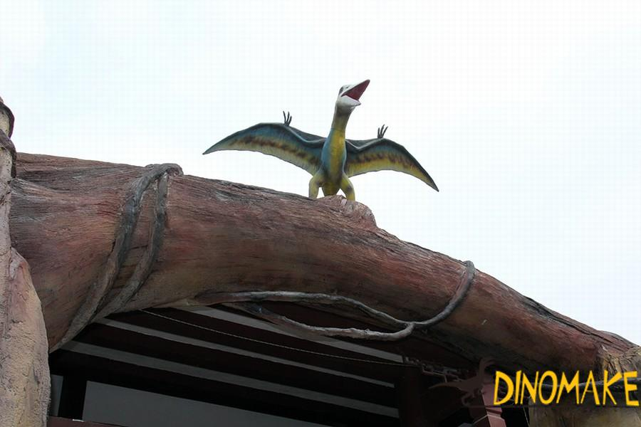 The best animatronic dinosaur exhibit