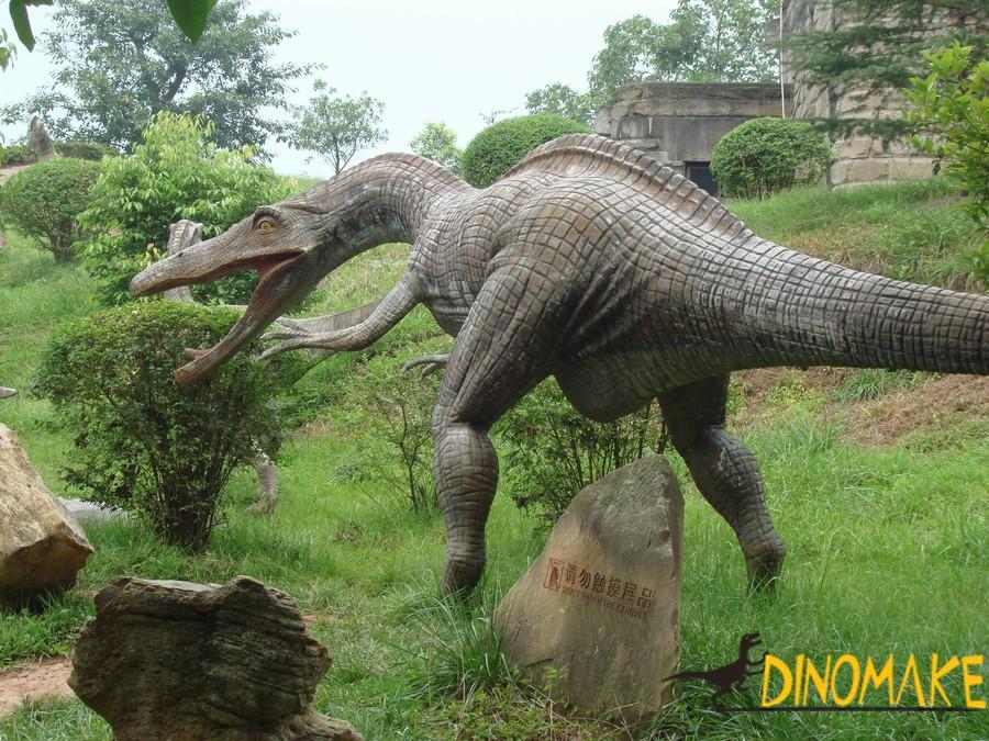 Theme park Animatronic dinosaur model for sale