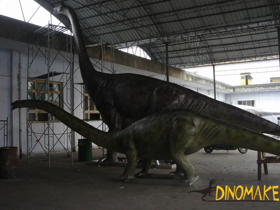 USA Client Finalize Animatronic Dinosaur Product Order