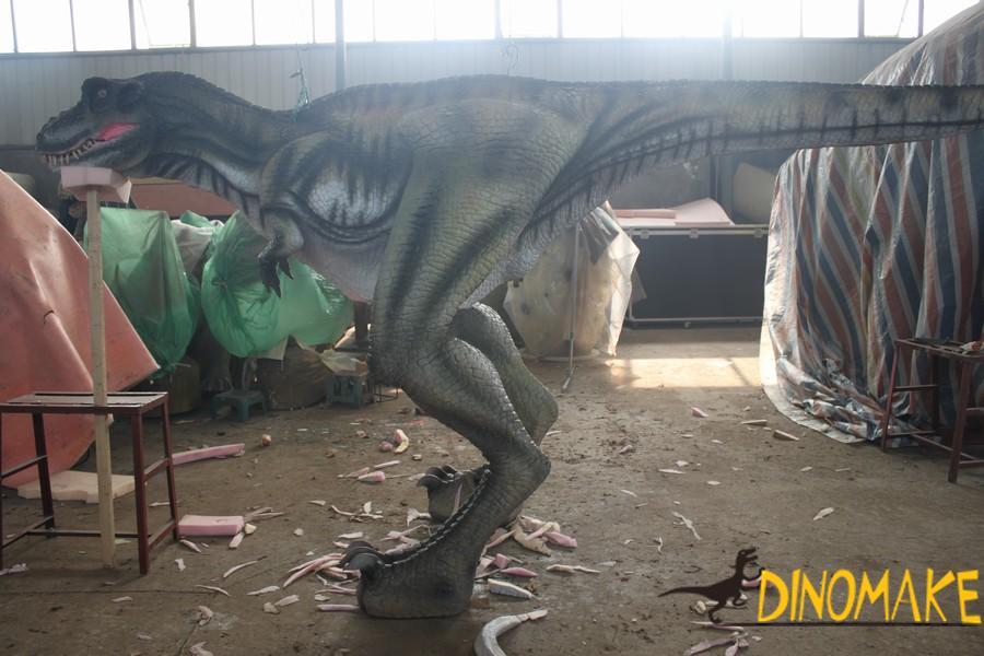 Walking Animatronic Dinosaur Costume is a hot movie prop