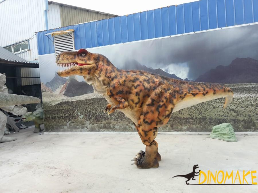 Walking Animatronic Dinosaur Costume is the hot movie prop