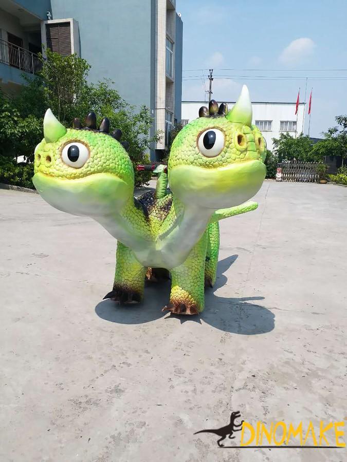 Walking Dinosaur Ride Product