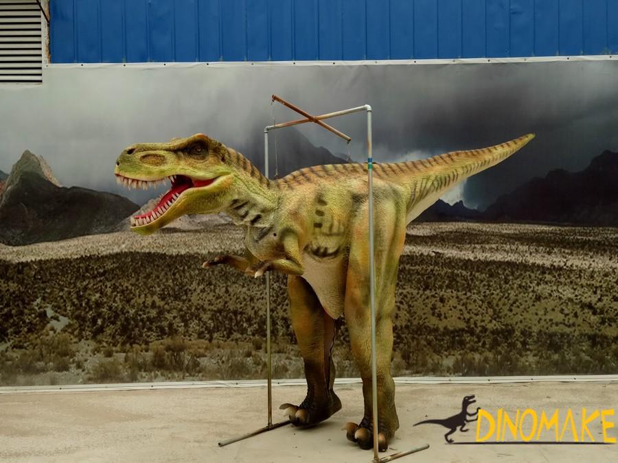 Walking Real Animatronic Dinosaur Custome and Dinosaur suit