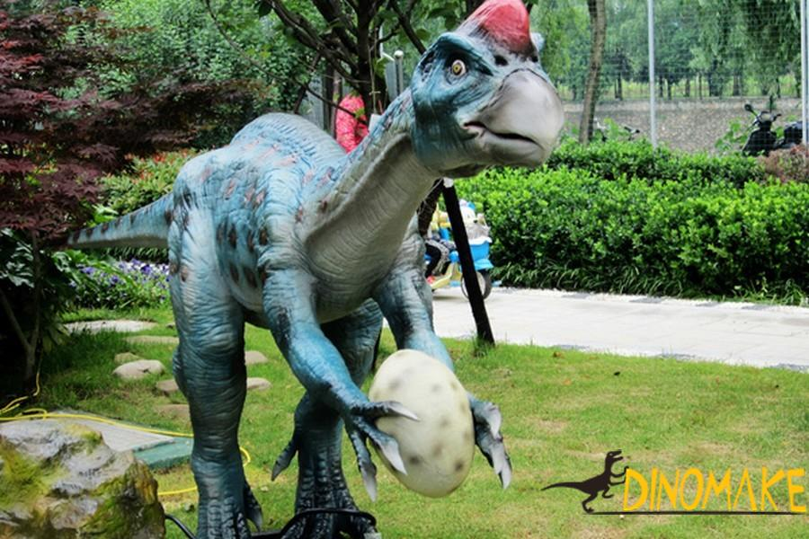 Walking Real Animatronic Dinosaur Kingdom