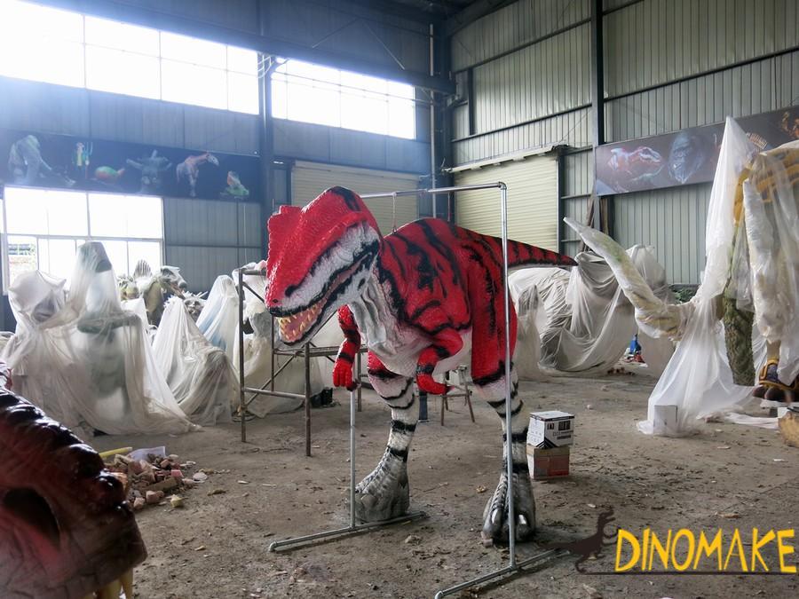 Walking dinosaur Costume for malls