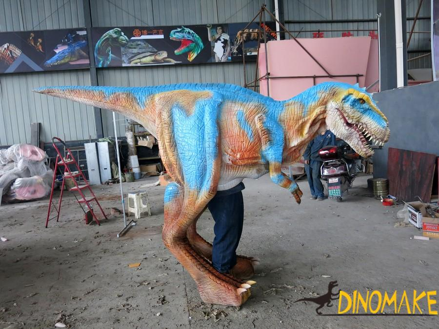 Walking dinosaur Costume or suit for malls