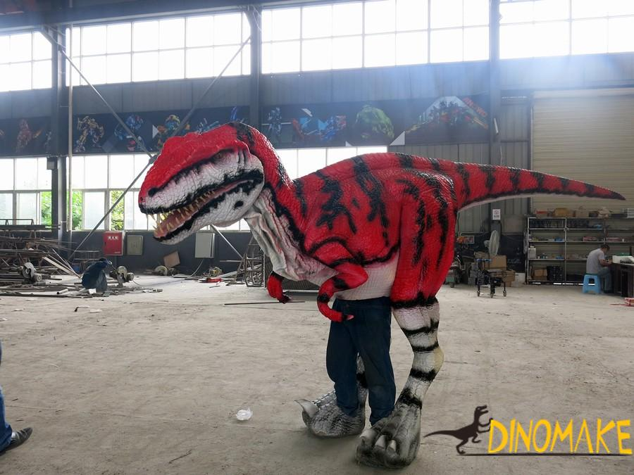 Walking dinosaur Costume or suits for malls