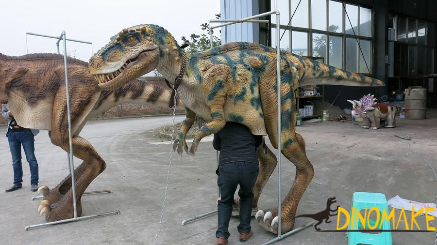Walking dinosaur costume for sale