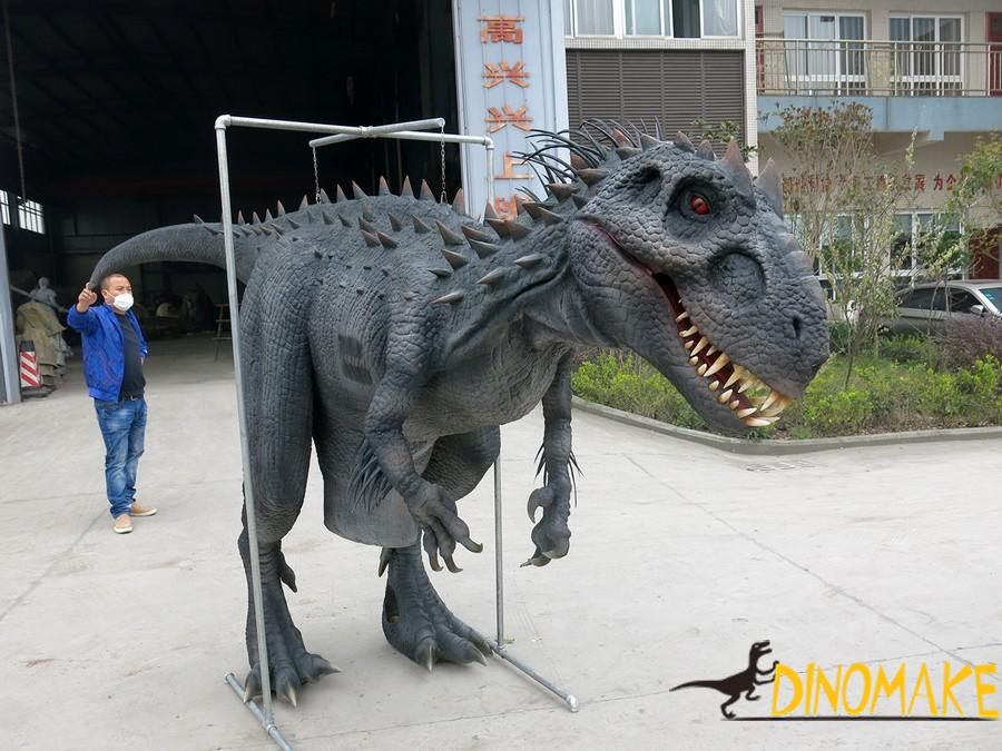 Walking dinosaur costumes of The best popularity