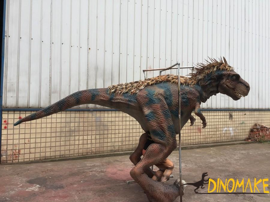 Walking with the dinosaurs costume T-Rex