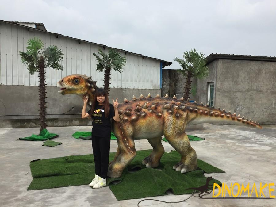 Zigong Dinosaur manufacturer Jurassic Park is still alive with Animatronic dinosaur