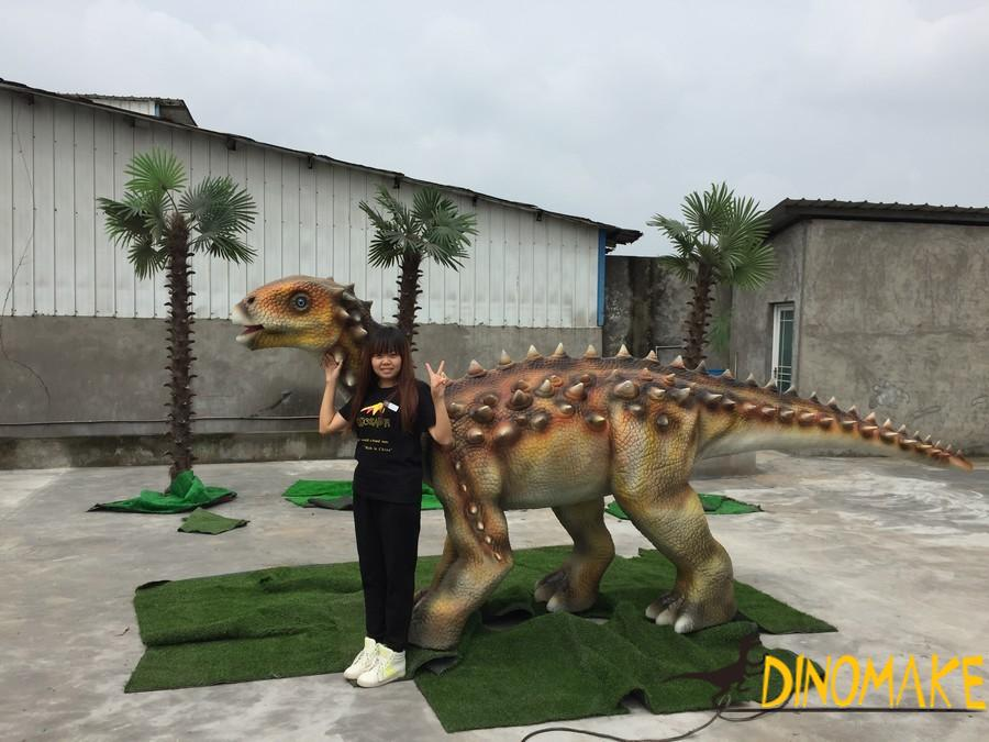 Zigong Dinosaur manufacturer Jurassic Park is still alive with Animatronic dinosaurs