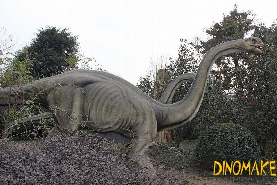 exhibition life-size Animatronic dinosaur