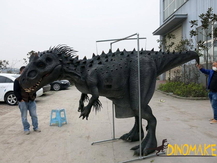 life-size Animatronic dinosaur Costumes model of sale