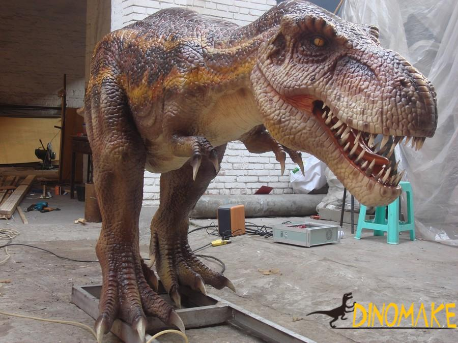 the T-Rex Animatronic dinosaur model for sale