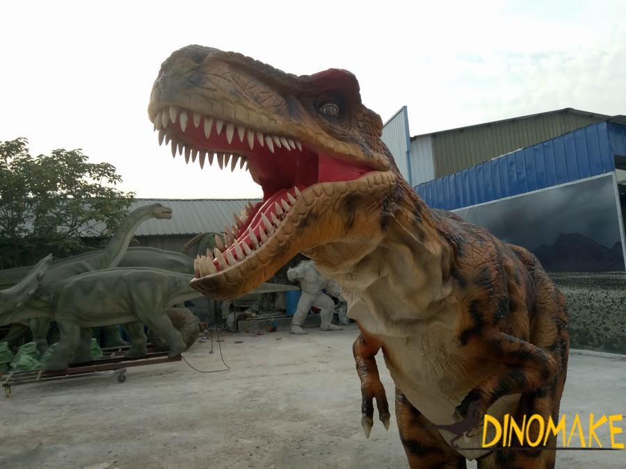 walking Animatronic dinosaur costume