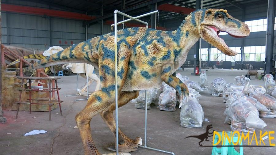 walking T-Rex dinosaur costume