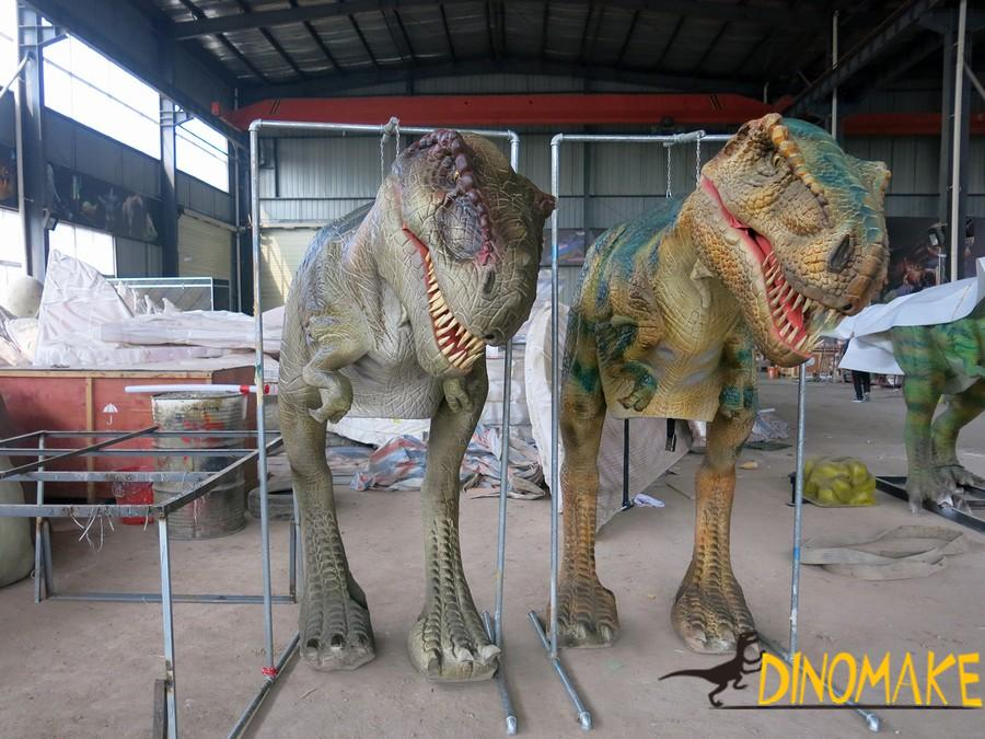 walking dinosaur costumes in new materials of USA