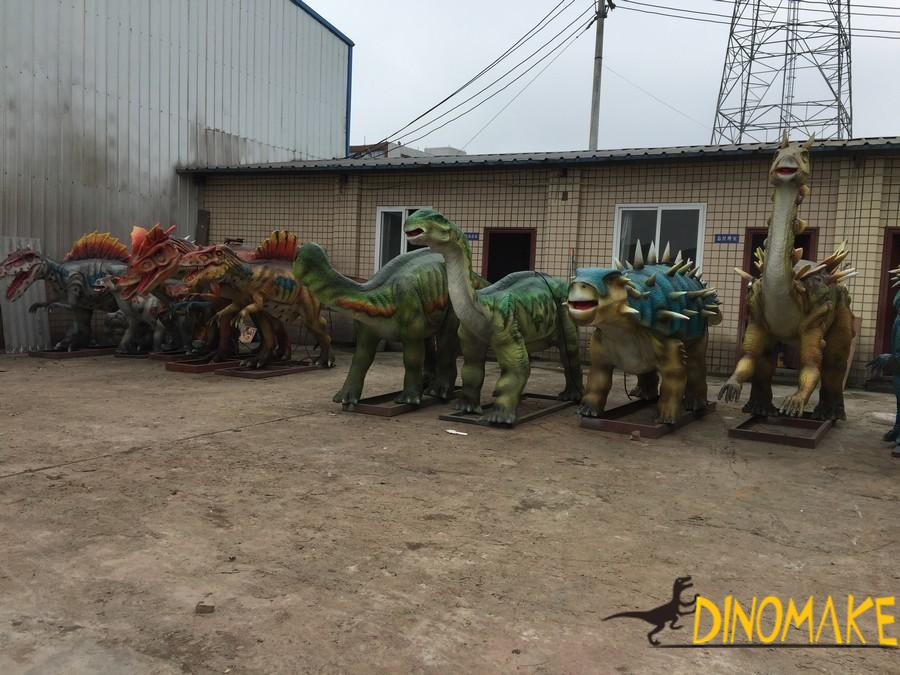 10 routines you did not know about the animatronic dinosaurs exhibition industry
