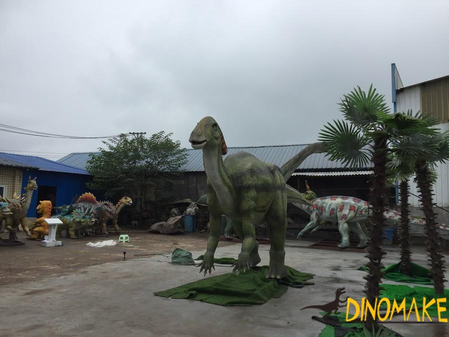 10 routines you did not know about the dinosaur exhibition industry