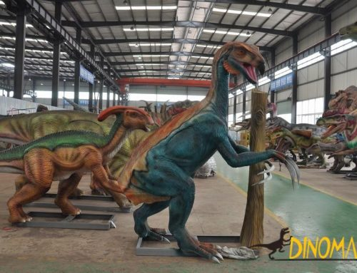 American Animatronic dinosaur model for sale