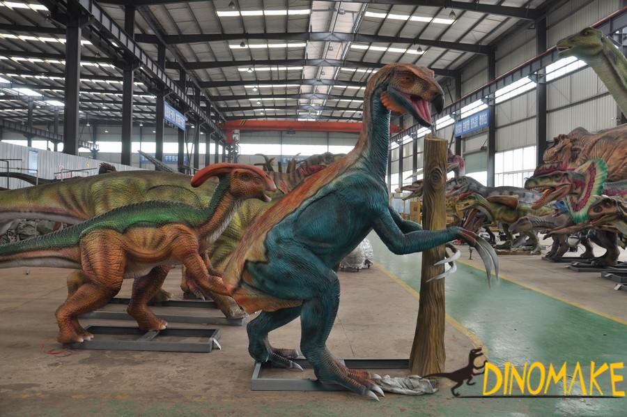 American Animatronic dinosaur model for sales