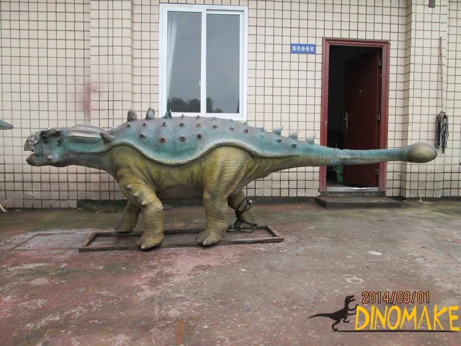 American animatronic dinosaur market