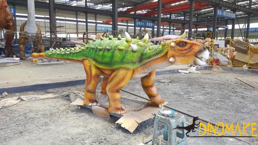 American animatronic dinosaur product market