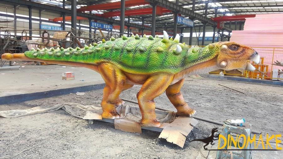 American animatronic dinosaur products market