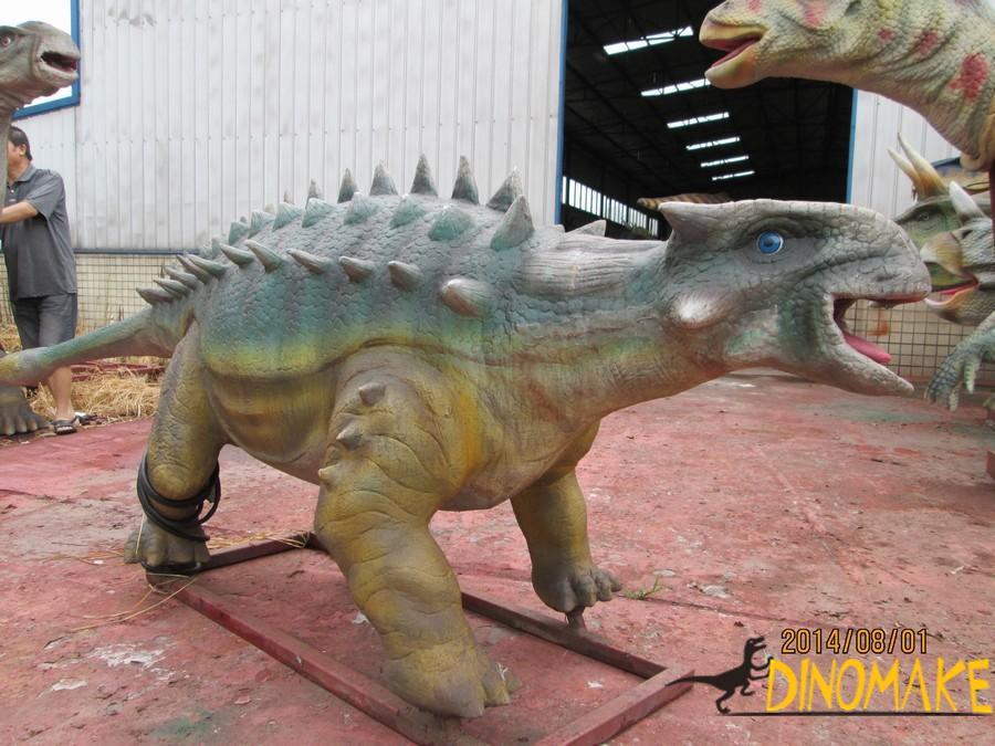 American animatronic dinosaurs market