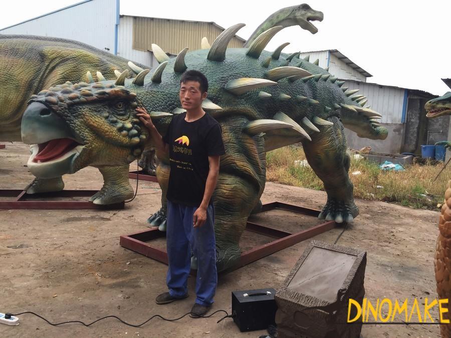 Animatornic dinosaur product