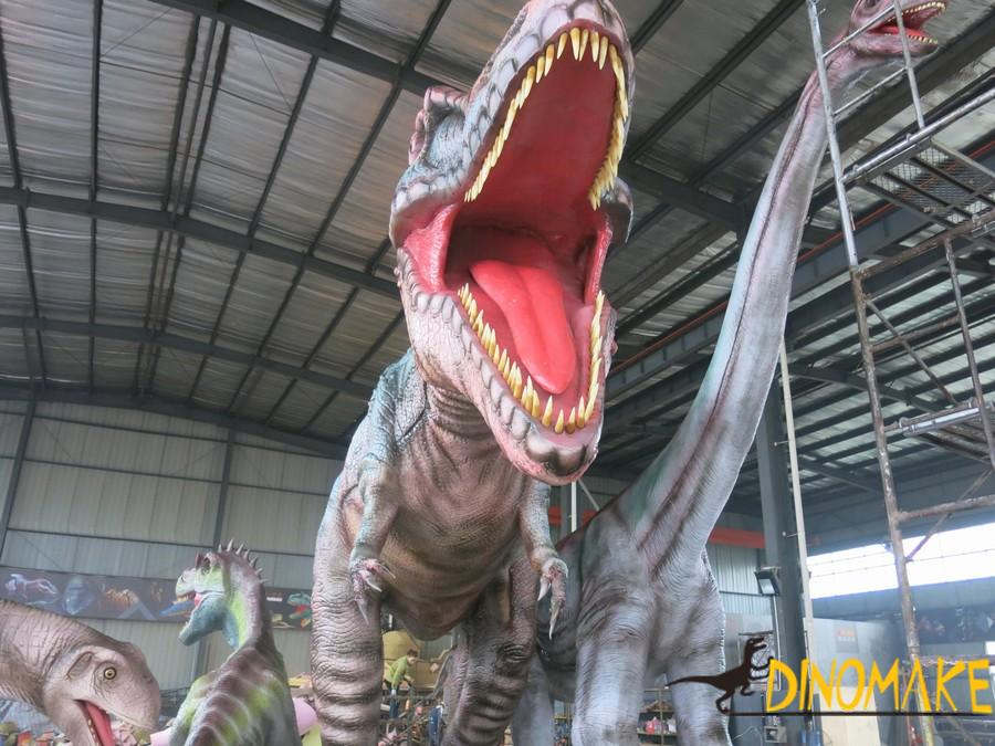 Animatronic Dinosaur Exhibition List of Products for Sale 2019