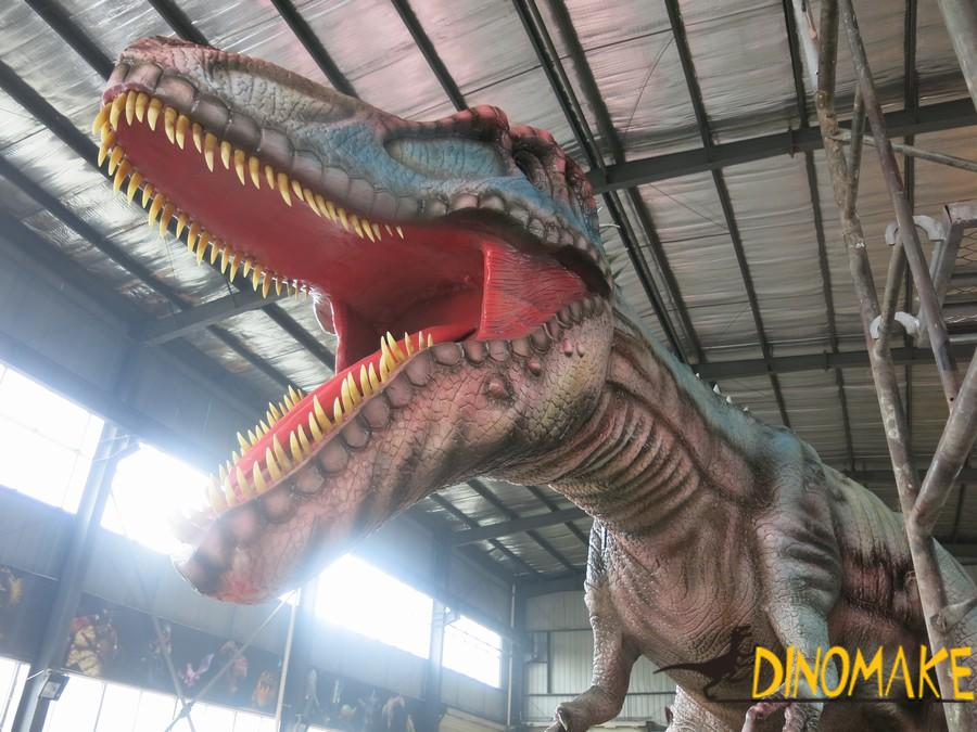 Animatronic Dinosaur Exhibition List of Products for Sale