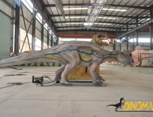Animatronic Dinosaur Exhibition Process Manual