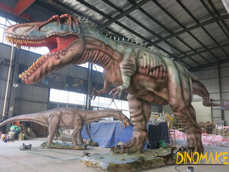 Animatronic Dinosaur Exhibition Products for Sale 2019