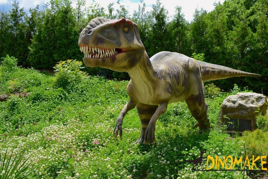 Animatronic Dinosaur Exhibition in the UK