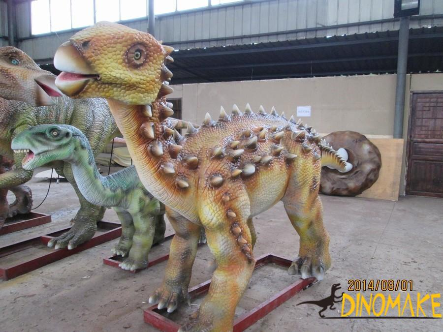 Animatronic Dinosaur Greenland Real Estate Exhibitions