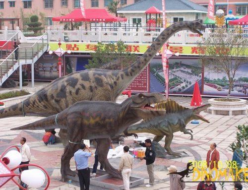 Animatronic Dinosaur Jurassic T-Rex