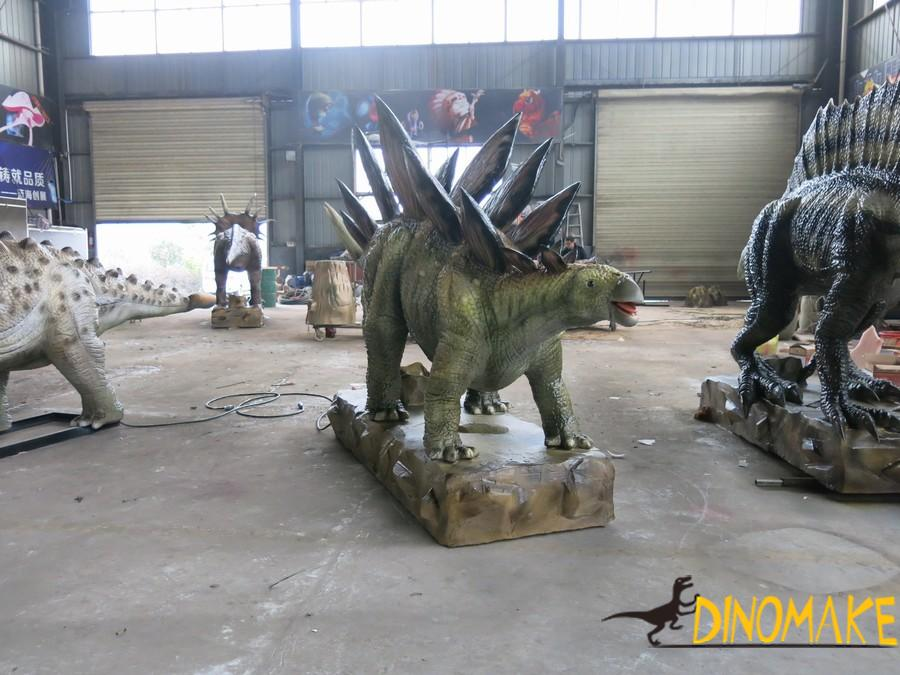 Animatronic Dinosaur Making Materials