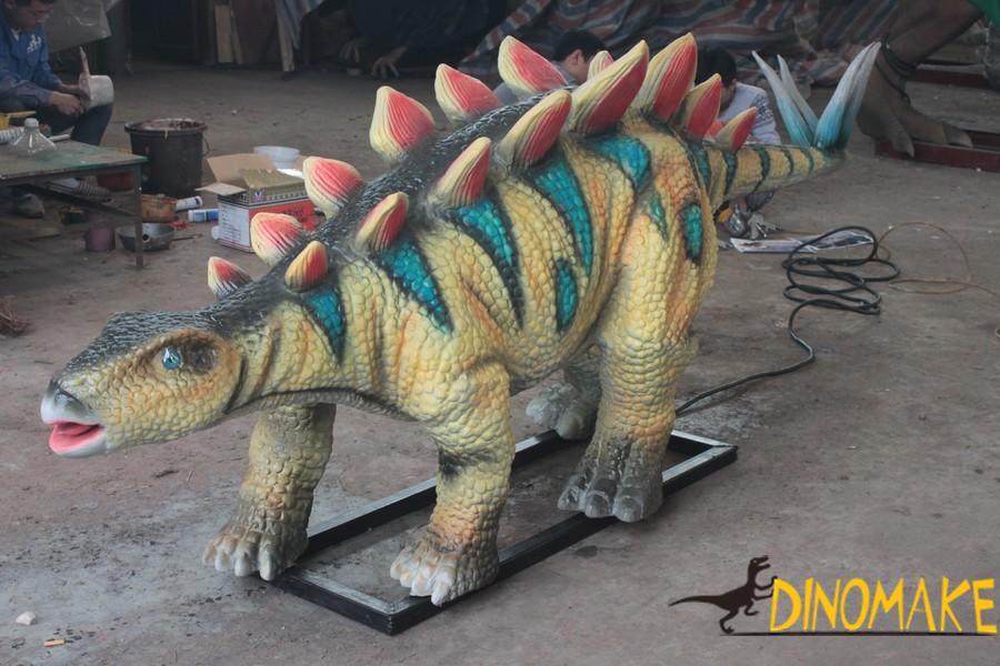 Animatronic Dinosaur Occupy Arcade