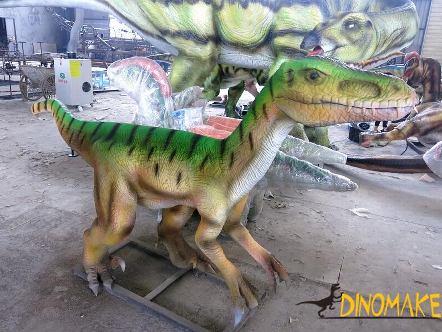 Animatronic Dinosaur product Exhibition in the UK