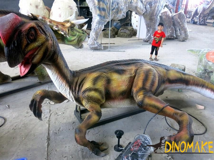 Animatronic Dinosaur product Failure Repair Guide