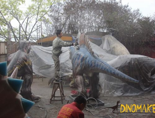 Animatronic Dinosaur Rental Exhibition Supplier