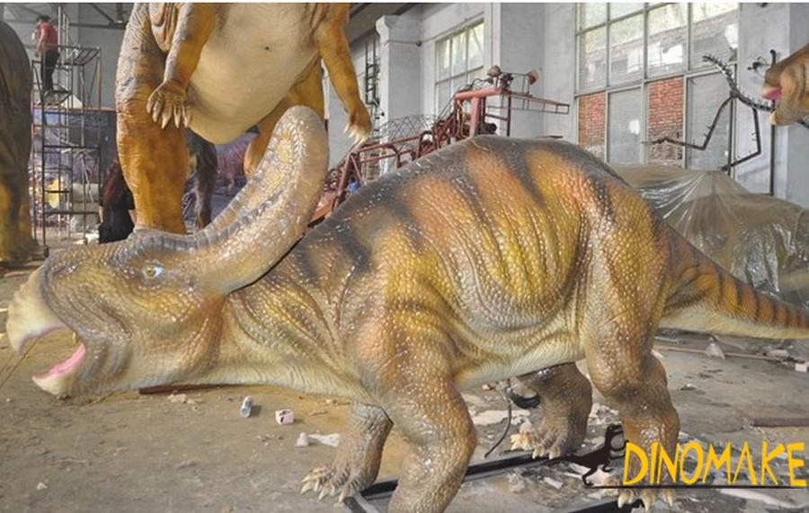 Animatronic Dinosaur product-Swollen Head Dragon